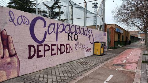 El mural feminista de Madrid: menos comunismo, más Beyoncé