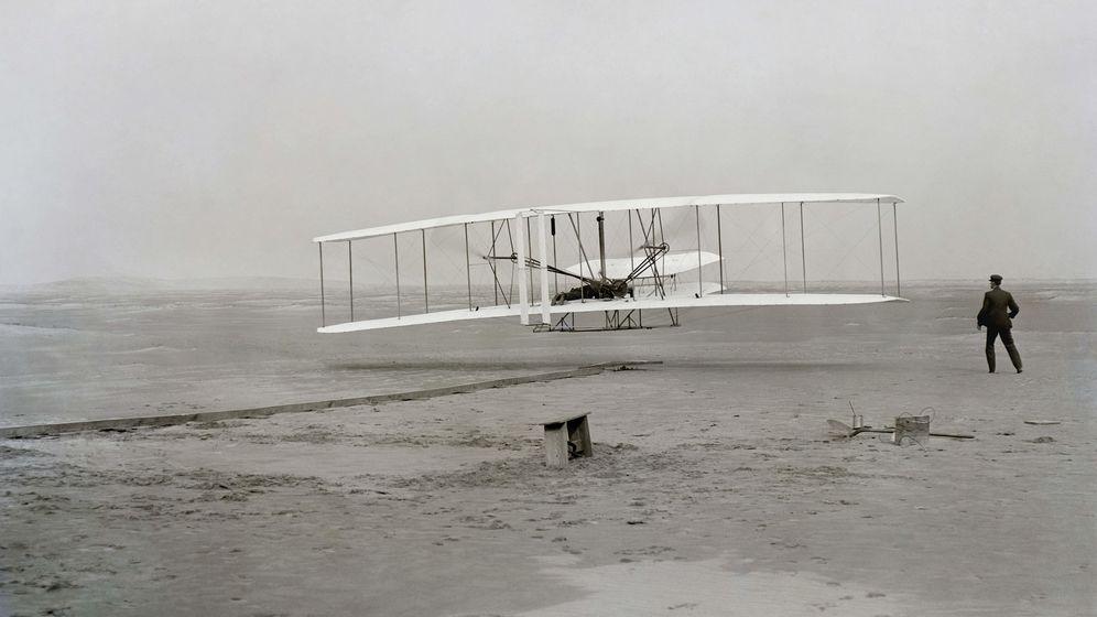 Foto: La cara menos conocida de los hermanos Wright