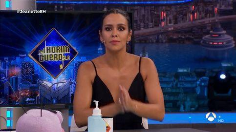 Cristina Pedroche corrige en directo a Barrancas tras hacerse eco de un rumor