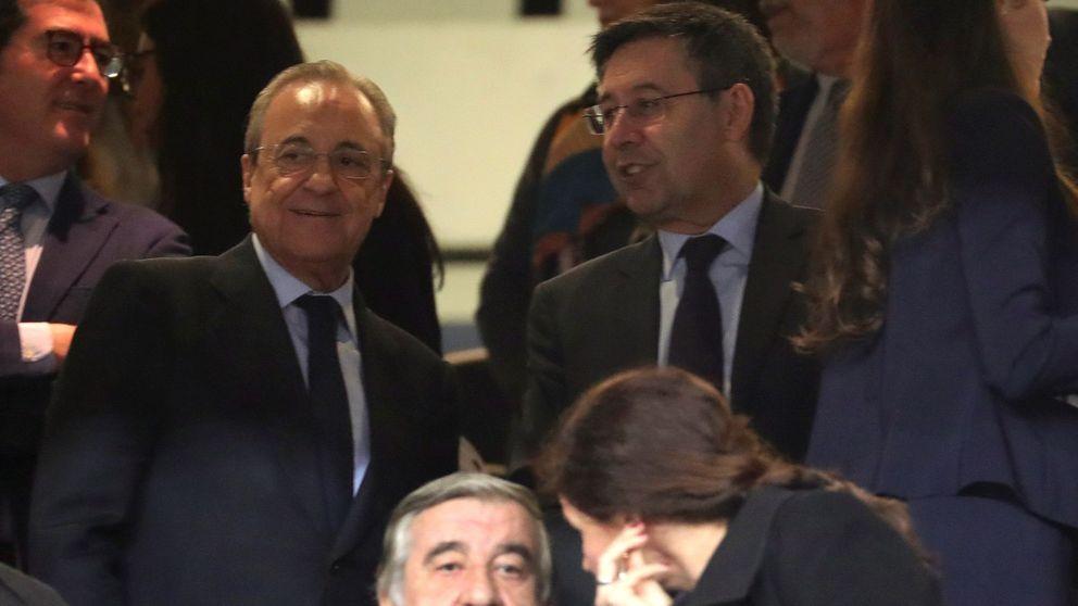 El día que Florentino Pérez cambió el VAR con una llamada de teléfono