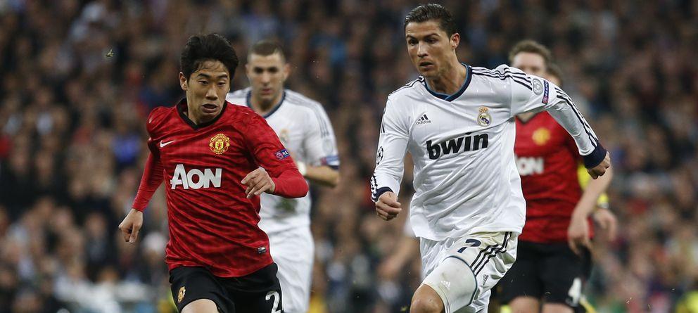 Foto: Cristiano Ronaldo puede debutar en pretemporada contra el United (Reuters)