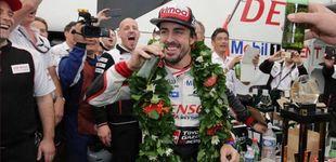 Post de La foto de Fernando Alonso y un cambio de aires para su nueva vida (¿sin WEC?)