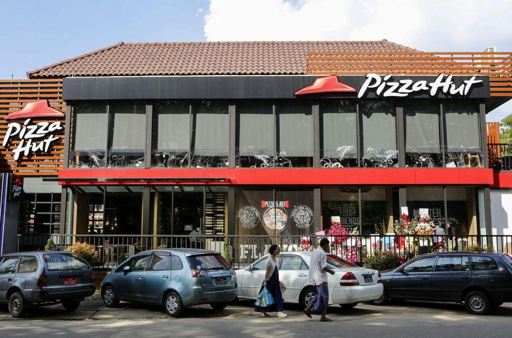 Foto: Telepizza firmó una alianza estratégica con Pizza Hut. (EFE)