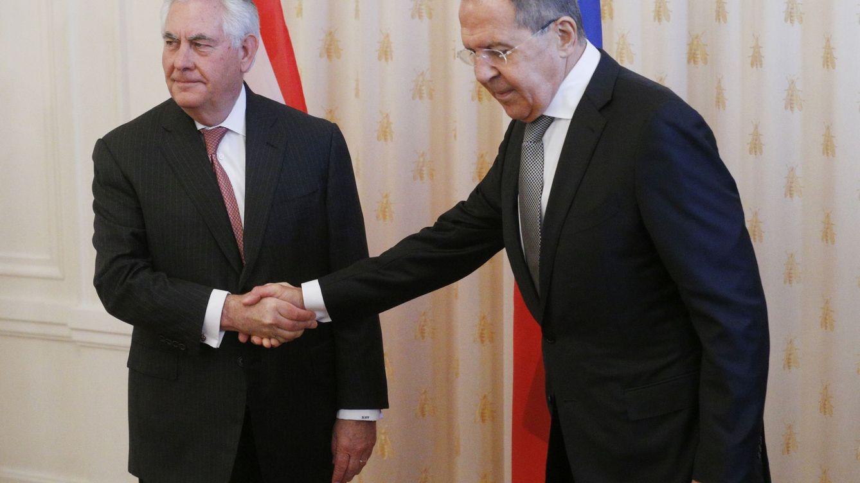 Putin recibe al secretario de Estado de EEUU en el Kremlin