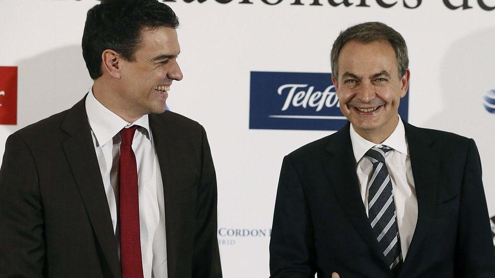 Zapatero y Bono se reunieron con Iglesias sin avisar a Pedro Sánchez