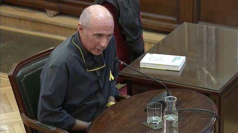 Canción dulce de Lluís Llach a los Jordis en el juicio del 'procés'