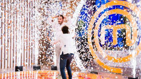 Saúl Craviotto se impone a Silvia Abril y gana 'MasterChef Celebrity'