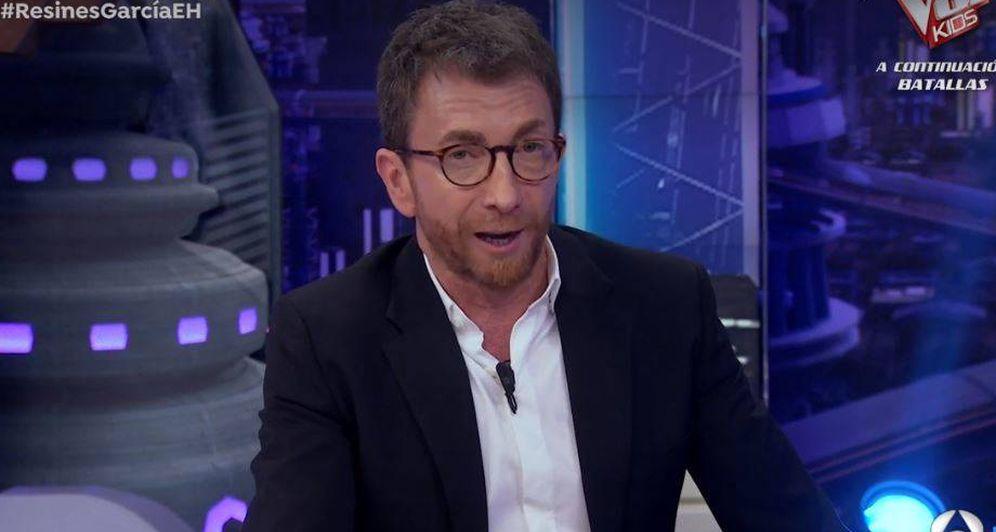 Foto: Pablo Motos responde a las críticas. (Atresmedia Televisión)