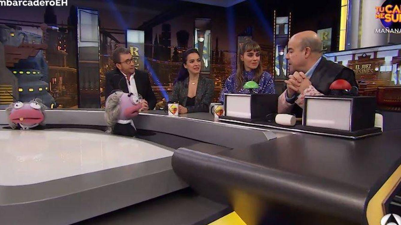 El reencuentro de Antonio Resines y Verónica Sánchez doce años después de 'Los Serrano'