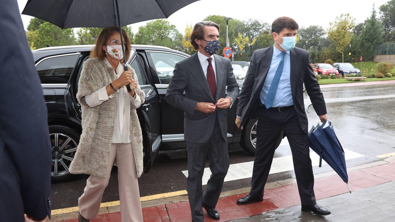 Aznar y Botella. (Lagencia Press)