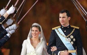 Así son las capitulaciones de divorcio de los Príncipes de Asturias