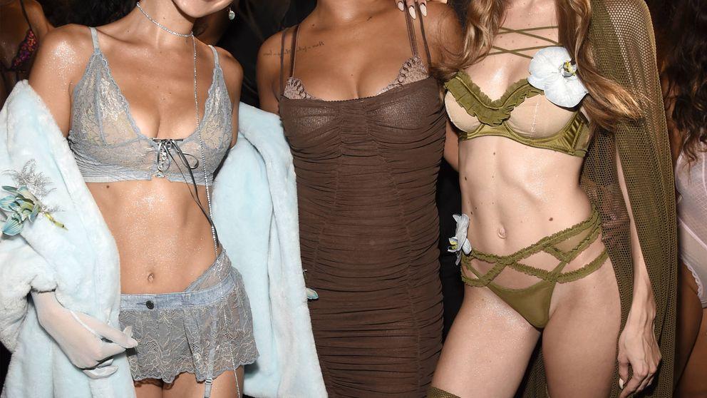 El (nuevo) efecto Rihanna: todas las celebrities quieren diseñar lencería