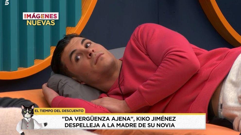 Kiko Jiménez descarna a Galdeano en 'Tiempo del descuento': Da vergüenza...