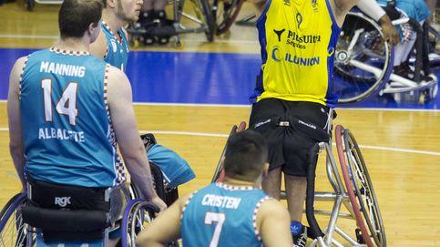 El baloncesto paralímpico español tiene a sus Gasol, con espina dorsal bífida