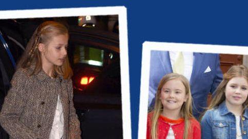 Estilo Real: Amalia, Alexia, Ariane y Leonor toman el control de la moda