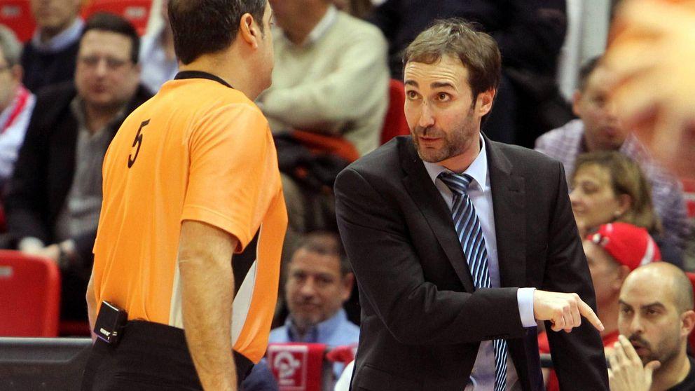 El árbitro de la ACB que no entiende cómo el deporte es más peligroso que ir al súper