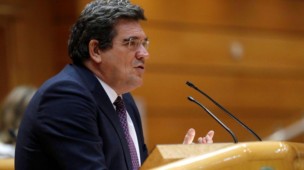 Foto: El ministro de Inclusión, Seguridad Social y Migraciones, José Luis Escrivá (EFE)