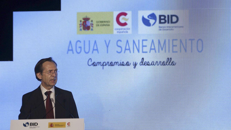 Foto: El exsecretario general de Cooperación Internacional para el Desarrollo Gonzalo Robles. (EFE)