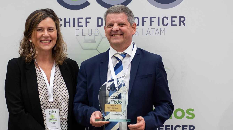 Los 'héroes' de los datos: Lluís Esteban, mejor Chief Data Officer del 2019