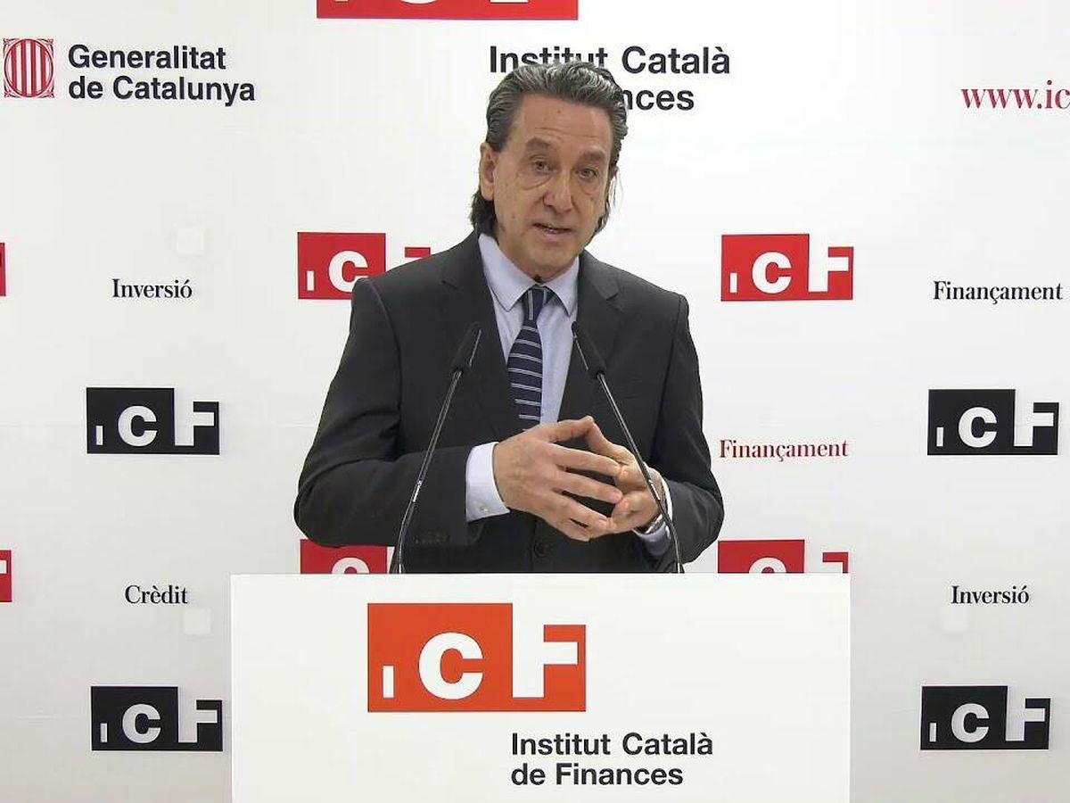 Foto: Víctor Guardiola, consejero delegado de ICF.