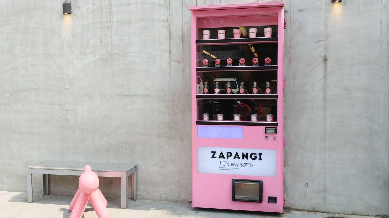 Las máquinas expendedoras de cosméticos ya existen en países como Corea del Sur. (Unsplash)
