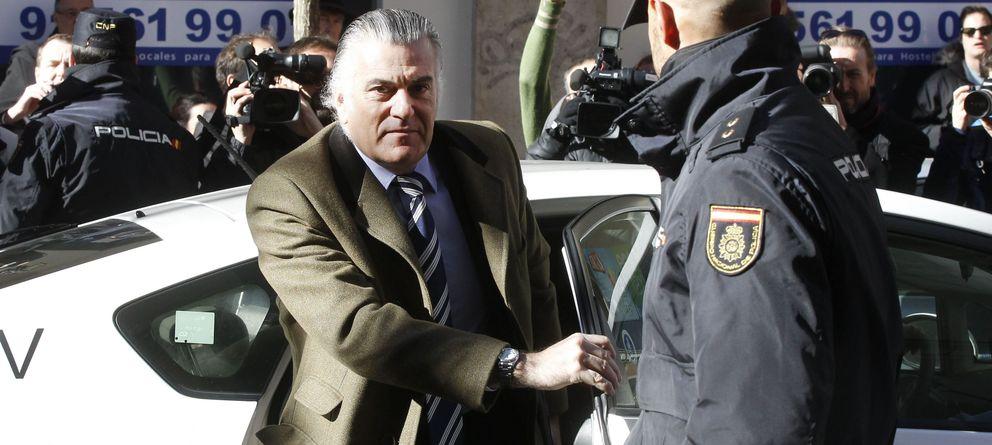 Foto: Fotografía de archivo del extesorero del PP Luis Bárcenas. (EFE)