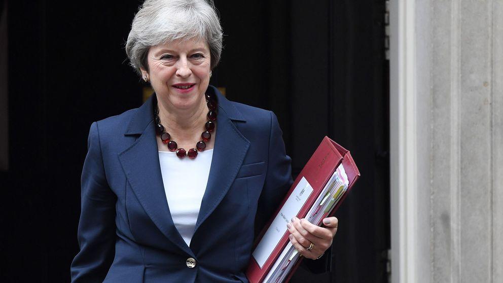 El Gobierno británico respalda el acuerdo del Brexit