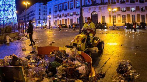 Contaminación en Madrid y el primer premio de la Grossa, el 58.499: el día en fotos