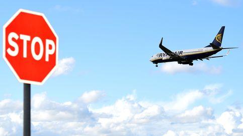 Ryanair anuncia nuevas cancelaciones entre noviembre de 2017 y marzo de 2018