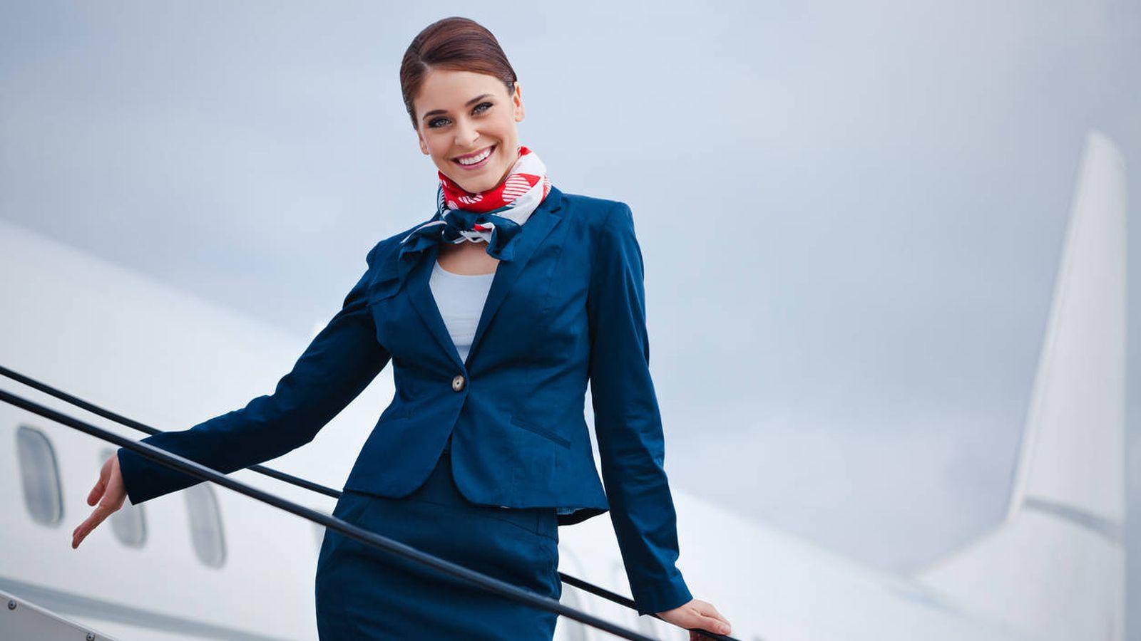 Viajar En Avión Lo Primero En Lo Que Se Fijan Las Azafatas