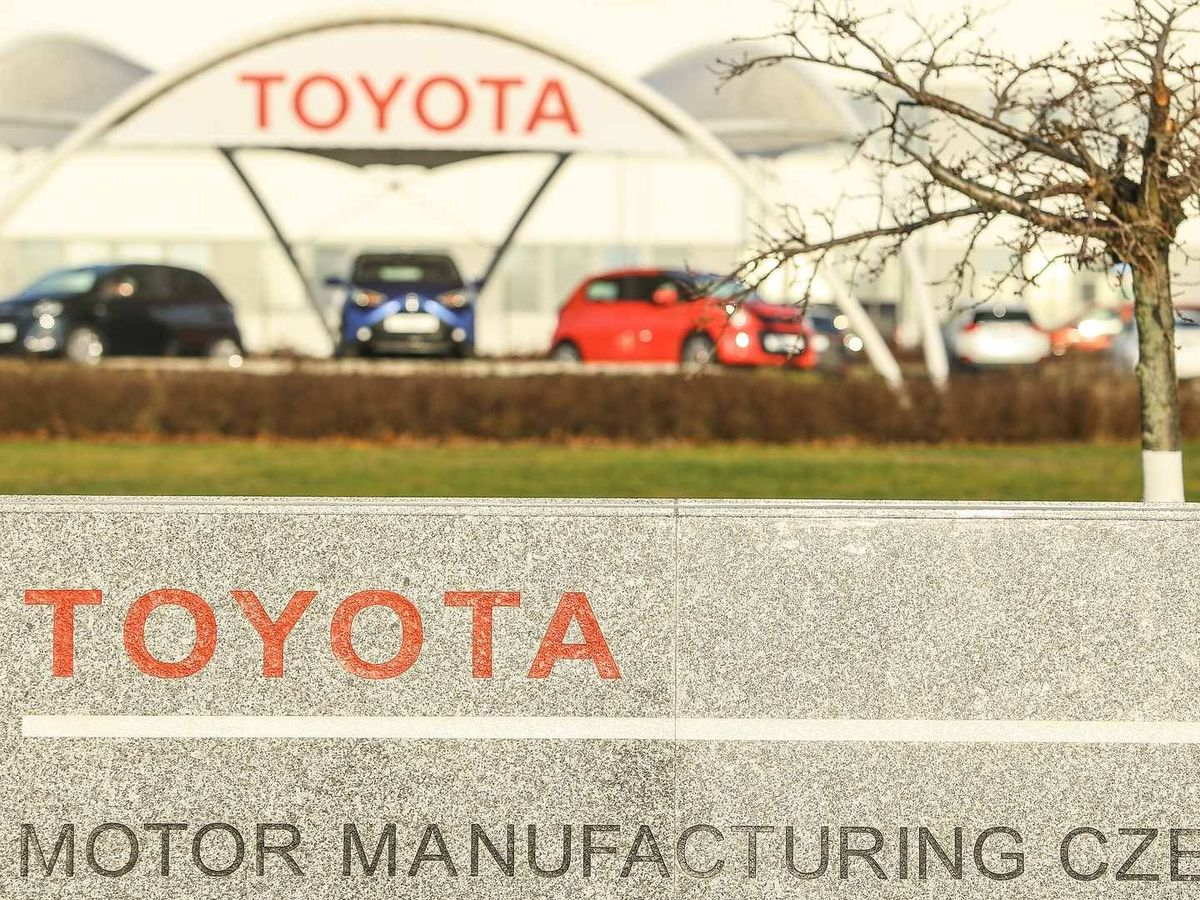 Foto: La planta de Kolin ya fabrica el nuevo Yaris y producirá el sucesor del Aygo.
