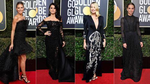 De Penélope Cruz a Dakota Johnson: las 10 mejor vestidas de los Globos de Oro 2018