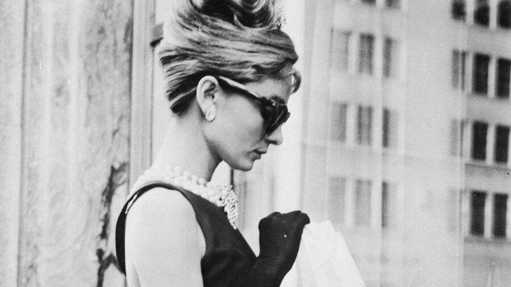 Foto: Audrey Hepburn, en 'Breakfast at Tiffany's'. (Cortesía)