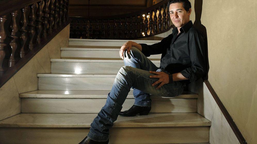Foto: El humorista y actor Ángel Garó, en una imagen de archivo (EFE)