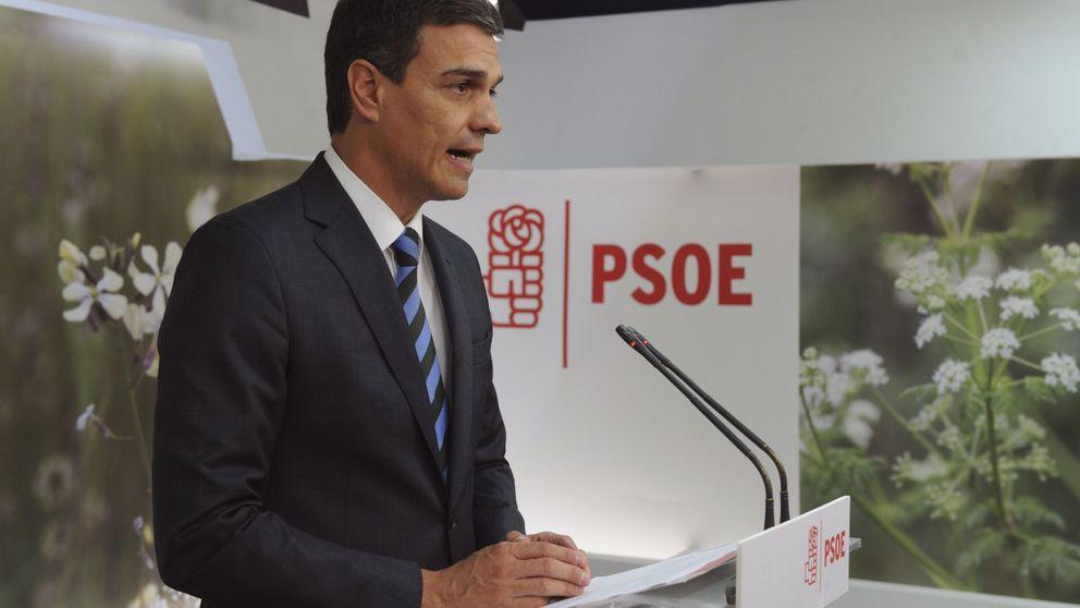 Sánchez califica de extrema gravedad el paso del Parlament e insta a Rajoy a actuar