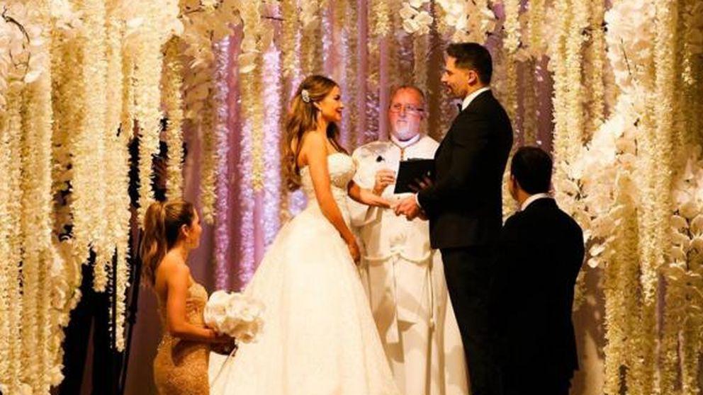 El espectacular baile de novia de Sofía Vergara