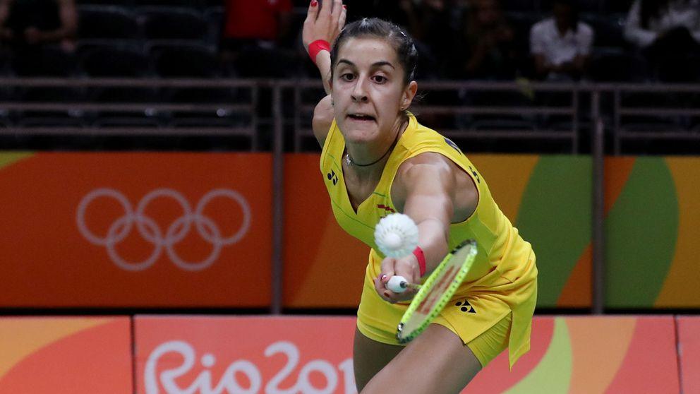 Carolina Marín se mete en cuartos después de ganar a Kjaersfeldt