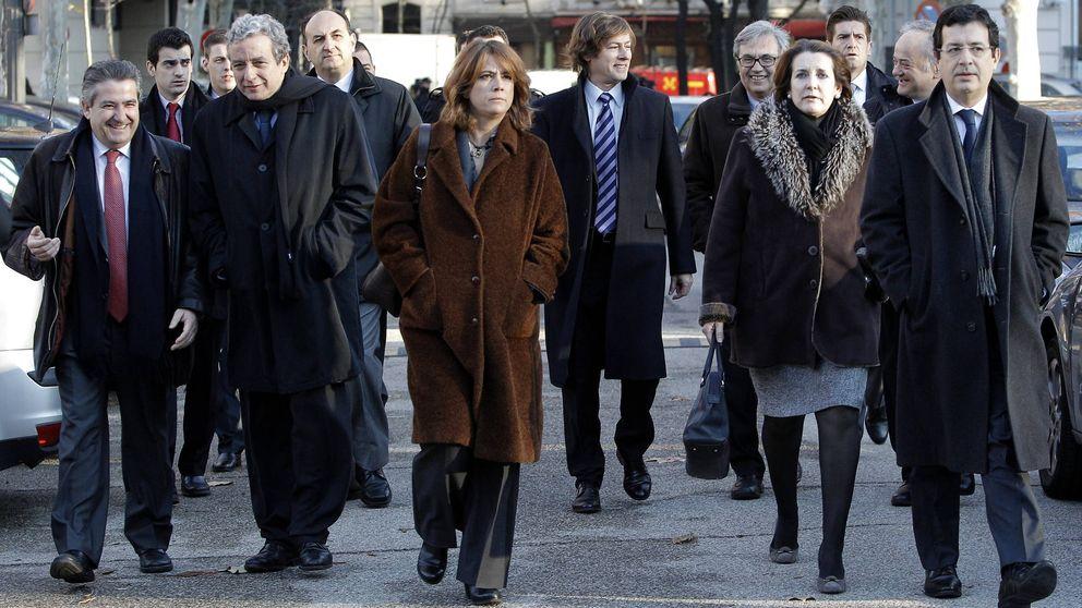 El PP valora recusar al nuevo juez de la caja B por su amistad con la ministra Delgado