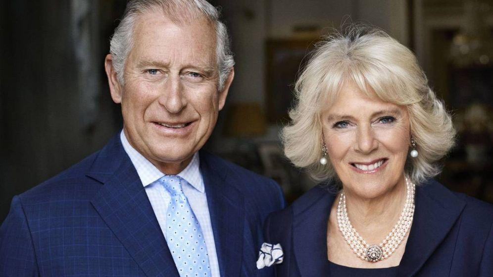 Foto: Carlos de Inglaterra en un retrato oficial.