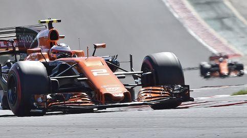 El plan de choque de McLaren funciona: Vandoorne ya no es el pardillo que parecía