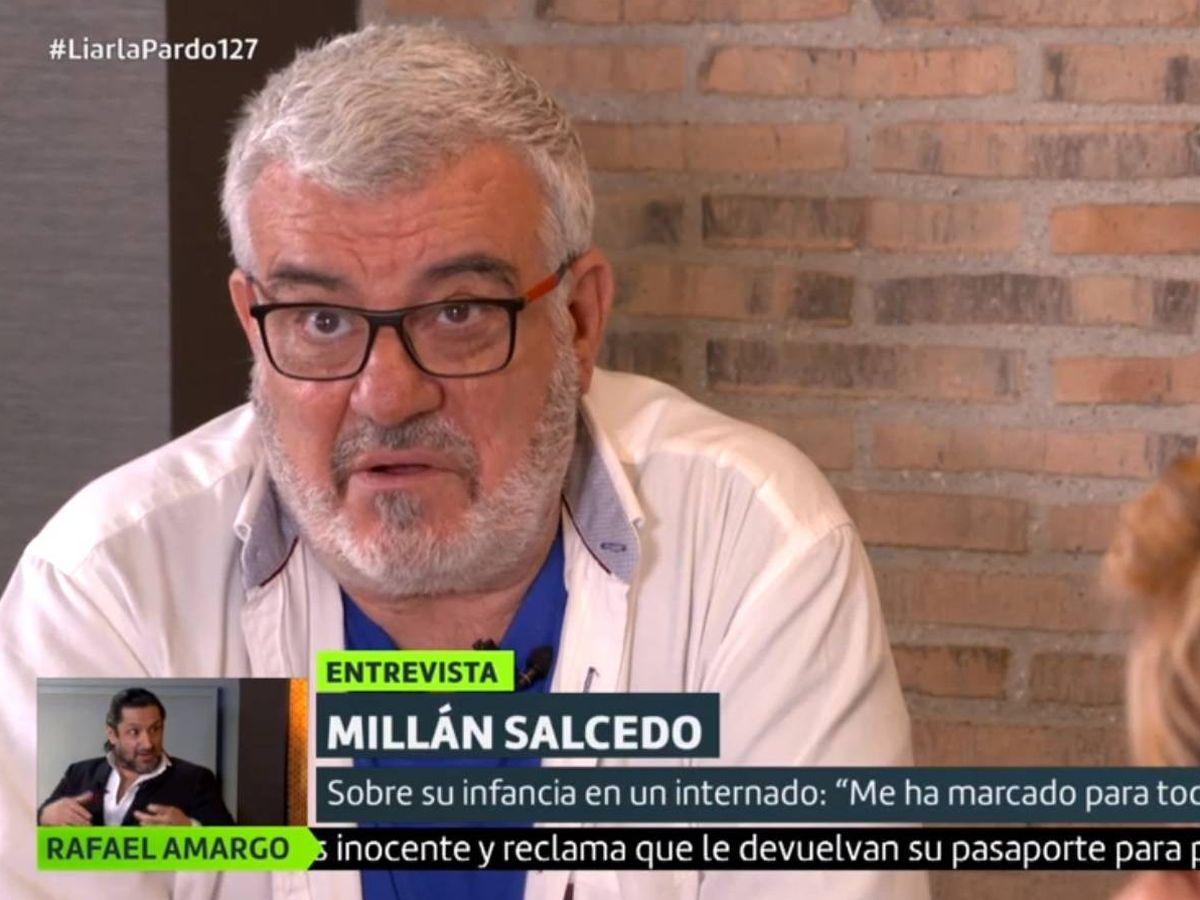 Foto: Millán Salcedo. (La Sexta).