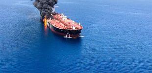 Post de El vídeo con el que EEUU pretende culpar a Irán del ataque a los cargueros