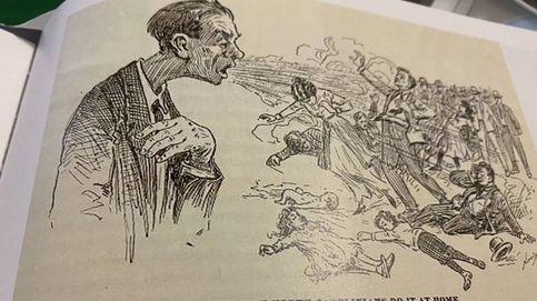 Estos son los espeluznantes paralelismos de la gripe de 1918 con el Covid-19