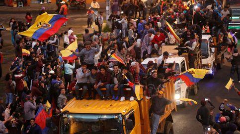 Moreno traslada la sede de Gobierno a Guayaquil y culpa a Correa de las protestas