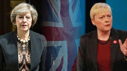 Theresa May y Angela Eagle: así son y así viven las mujeres fuertes nacidas del Brexit