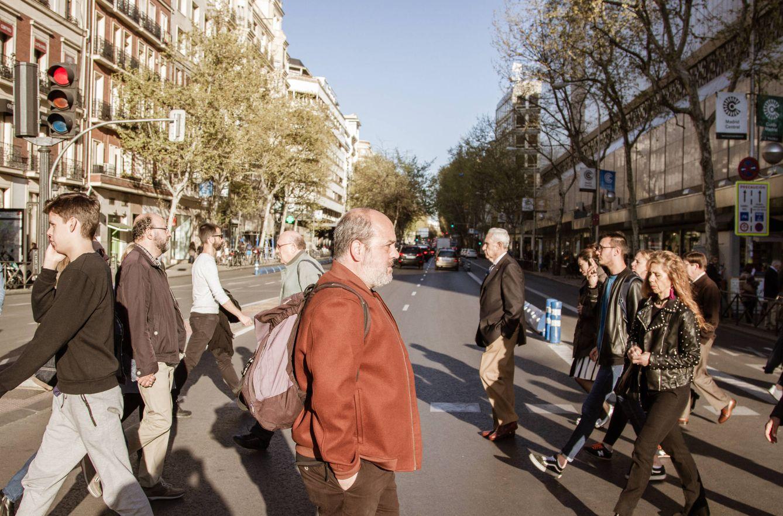 Guardingo, el pasado jueves en Madrid. (Jorge Álvaro Manzano)