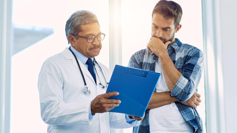 Síntomas de salud que un hombre nunca debe ignorar