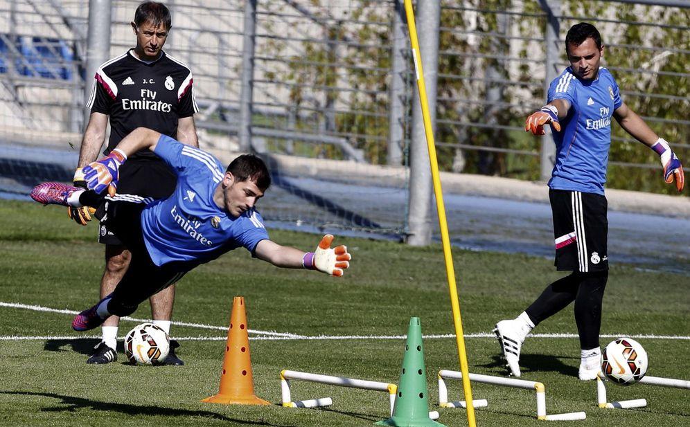 Foto: A Casillas no le echará del Real Madrid Florentino Pérez, sino el Bernabéu