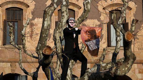 Día para la historia y para la histeria en Cataluña