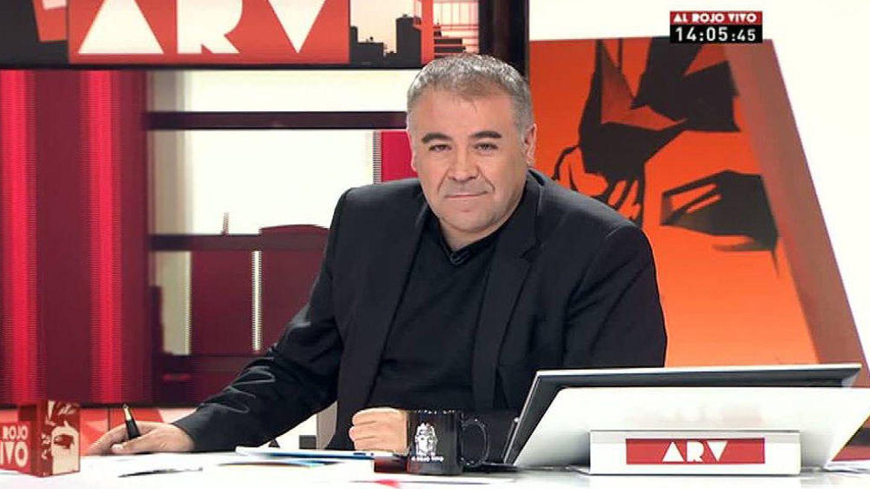 El periodista Antonio G. Ferreras. (Atresmedia)